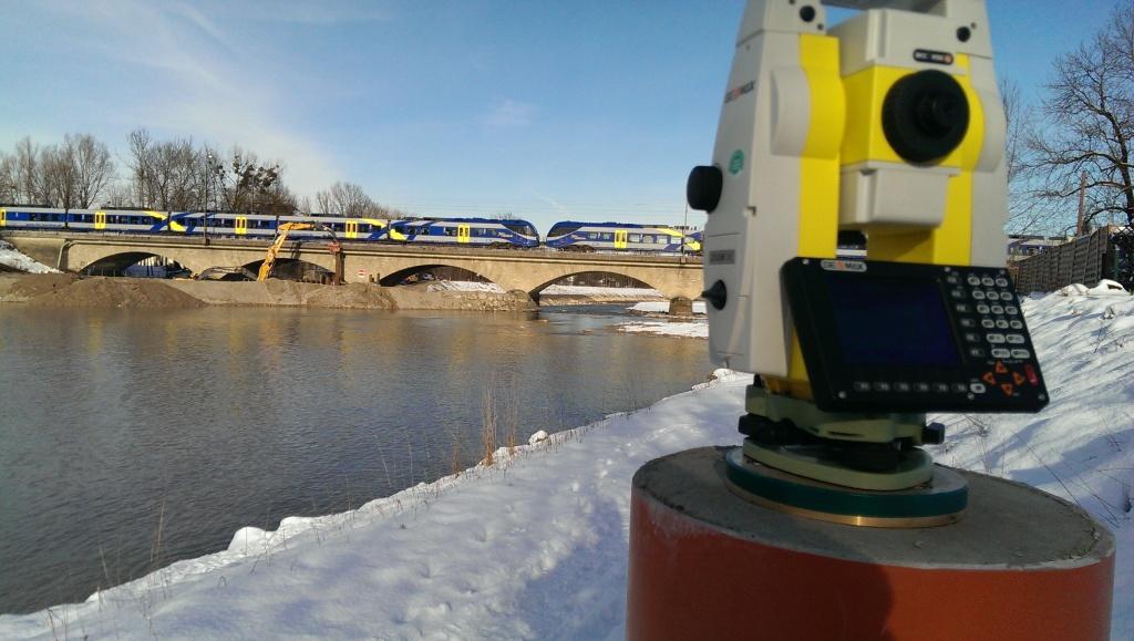 Beweissicherung Saalachbrücke, 2015